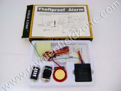 THEFT PROOF ALARM