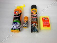 BIKE/CAR CARE POLISH KIT