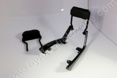 T.B.T.S BACKREST WITH EXTRA HEIGHT