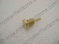 OIL FEED PLUG IN BRASS