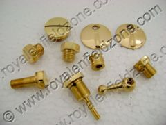 NUT BOLT KIT IN BRASS