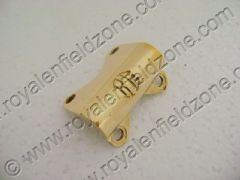 HANDLE CLAMP BRASS(R.E)