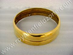 HEAD LAMP RING INNER OUTER BRASS