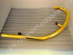 BEND PIPE STANDARD IN BRASS