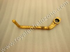 GEAR LEVER BRASS ENGRAVED