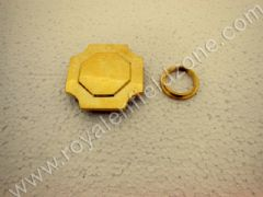 BRASS TANK CAP WITH COLLAR TYPE 1