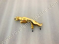 BRASS PANTHER FOR FRONT MUDGUARD