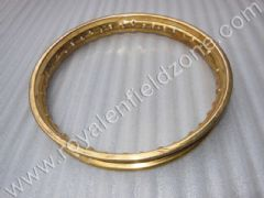 WHEEL RIM IN BRASS