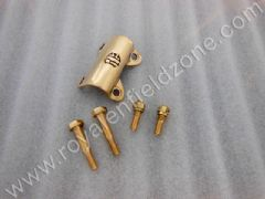 HANDLE CLAMP BRASS WITH NEW MODEL BOLTS FOR CLASSIC