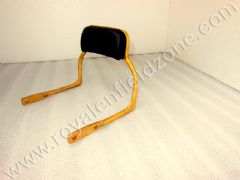 BRASS PILLION BACKREST WITH CUSHION