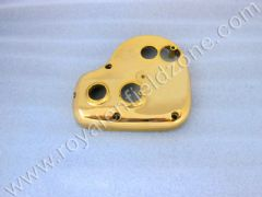 BRASS COLOUR GEAR BOX COVER(NO BRASS IN STEEL)