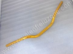 BRASS COLOUR HANDLE BAR(NO BRASS IN STEEL)
