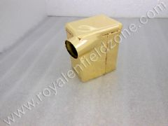 BRASS COLOUR AIR FILTER BOX(NO BRASS IN STEEL)