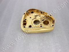 BRASS COLOUR GEAR BOX COVER INNER(NO BRASS IN ALLM)
