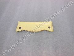 BRASS COLOUR CROWN PLATE(NO BRASS IN STEEL)
