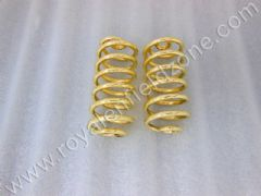 BRASS COLOUR FRONT SEAT SPRING(NO BRASS IN STEEL)