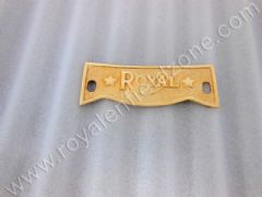 BRASS CROWN PLATE FOR STD MODEL