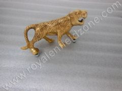 TIGER BIG IN BRASS FOR FRONT MUDGUARD