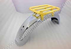REAR MUDGUARD CARRIER IN BRASS COLOR(NOT BRASS)