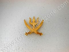 TRISHUL SWORD IN BRASS