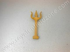 TRISHUL IN BRASS