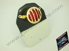CLASSIC TAIL LAMP JALLI GOLDEN COLOR