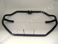 DIAMOND CRASH BAR IN BLACK