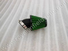 CONICAL BIG FILTER IN GREEN COLOR