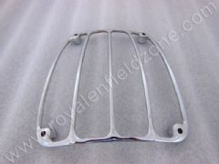 FUEL TANK TOP RACK IN CHROME