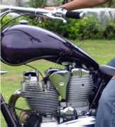 CUSTOMIZED HARLEY TYPE  P.T(22 LITRES)