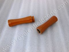 WOODEN FINISH GRIPS WITH 1 INCH DIA
