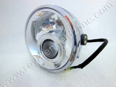 HEAD LAMP WITH PROJECTOR NEW T.B 500CC