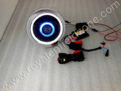 HEAD LAMP WITH PROJECTOR AND LIQUID LED FOR ELECTRA/STD/CLASSIC