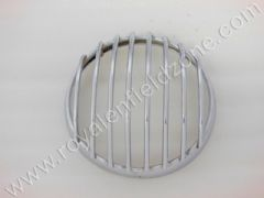 HEAD LAMP GRILL TYPE 2 IN CHROME