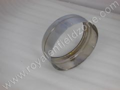 HEAD LAMP RING BROAD IN CHROME