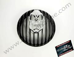 HEAD LAMP JALLI CHROME SKULL