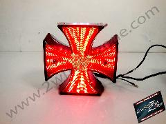 CROSS TAIL LAMP