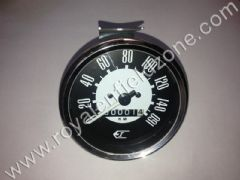 OLD STYLE SPEEDO ENFIELD INDIA 0-160