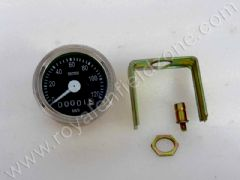 SMITHS SPEEDO 0-120 WITH 2.5 INCHES DIA