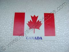 CANADIAN FLAG STICKER