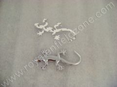 METAL LOGO LIZARD