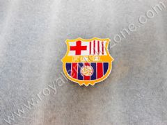 FCB LOGO IN METAL