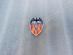 VALENCIA LOGO IN METAL