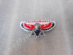 ATLANTA HAWKS  LOGO IN METAL