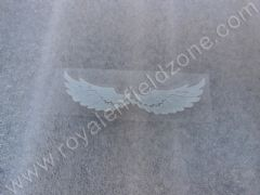 WINGS METAL STICKER