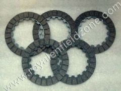 NORTON DOMINATER TWIN CLUTCH PLATE