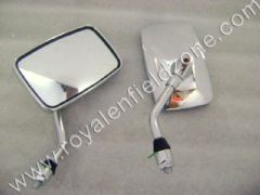 REAR VIEW MIRRORS RECTANGLE