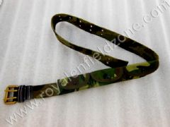 CAMOUFLAGE BELTS WITH POCKETS