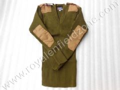 ARMY STYLE STRECHABLE SWEATER