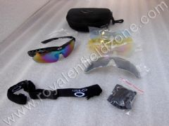 RIDING GLARES WITH REMOVABLE GLASSES AND REMOVABLE BAND